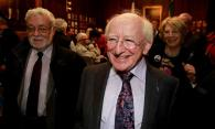 Michael D Higgins to beco 007
