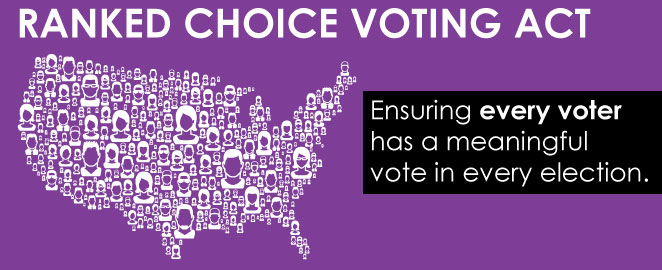 ranked choice voting act